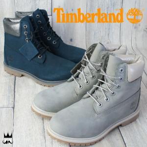 ティンバーランド Timberland 6インチ プレミアムブーツ レディース ブーツ 6 IN PREM ショートブーツ ショート丈 ストリート レースアップ|smw