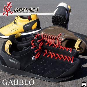 グラミチ GRAMICCI レディース メンズ スニーカー GR-7102 ガブロ GABBRO グランドシューズ ブラック オーク ホワイト ベージュ|smw