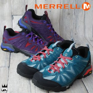 メレル MERRELL カプラ レディース スニーカー CAPRA ハイキング ライトハイキング ローカット 山 登山 山登り J32456 J32460