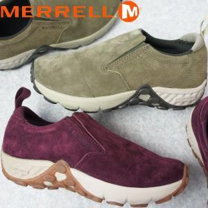 メレル MERRELL ジャングルモック AC+ レディース スリッポン J95286 J45750 フィグ ダスティーオリーブ アフタースポーツ|smw
