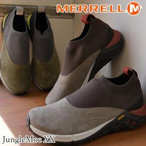 メレル MERRELL ジャングルモック XX AC+ スリッポン メンズ J97605 J97603 ローカット コンフォートシューズ smw