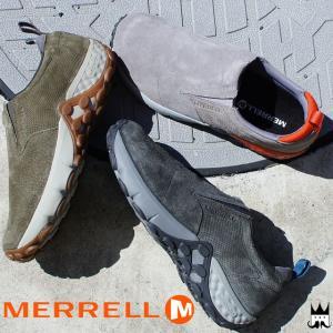 メレル MERRELL ジャングルモック AC+ メンズ スリッポン J92021・J91705・J91707 JUNGLE MOC カーキ グレー|smw