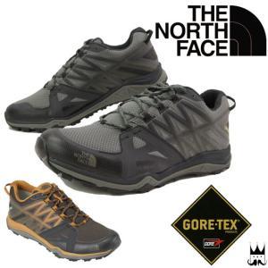 ザ・ノースフェイス THE NORTH FACE メンズ スニーカー NF51725 ヘッジホッグ ファストパック ライト2 ゴアテックス トレッキングシューズ GORE-TEX ハイキング|smw