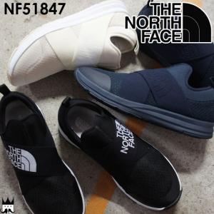 ザ・ノースフェイス THE NORTH FACE トラバース ロー 3 メンズ スリッポン NF51847 Traverse Low リラックスシューズ ブラック×ホワイト ネイビー ホワイト|smw