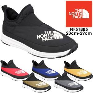 ザ・ノースフェイス THE NORTH FACE メンズ レディース スリッポン NF51885 ウィンターシューズ スノーシューズ 撥水 防寒 軽量 ヌプシトラクション ライト 3 smw