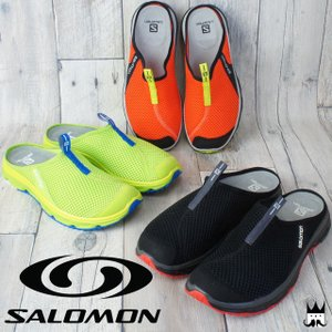 サロモン SALOMON メンズ クロッグサンダル 327523・381606・379226 RX スライド 3.0 リラックス トレーニング スリッポン|smw