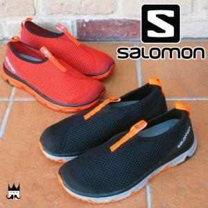 サロモン SALOMON RX モック 3.0 メンズ カジュアルシューズ 381601・381603 RX MOC 3.0 トレーニング リラックス スリッポン|smw