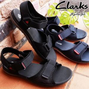 クラークス Clarks メンズ サンダル ステップ ビート サン スポーツサンダル コンフォートサ...
