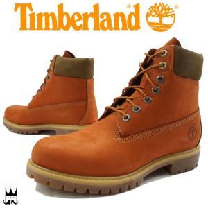 ティンバーランド Timberland 6インチ プレミアムブーツ メンズ ブーツ 6 IN PREM BT ショートブーツ レースアップ 編み上げ ストリート|smw
