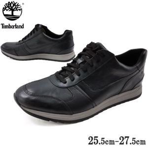 ティンバーランド Timberland スニーカー メンズ TB0A1YSJ マダケット ローカット ブラック 靴|smw