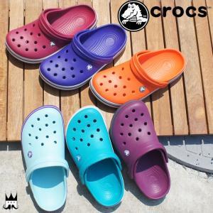 クロックス crocs クロックバンド レディース メンズ クロッグサンダル 11016 crocband アクアサンダル 水辺 コンフォート|smw