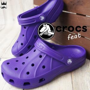 クロックス crocs レディース クロッグサンダル 117...