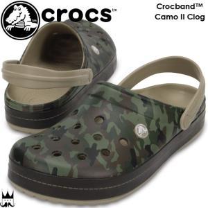 クロックス crocs メンズ クロッグサンダル 20409...
