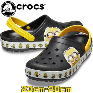 クロックス crocs クロッグサンダル メンズ レディース 205729 クロックバンド ミニオンズ クロッグ コンフォートサンダル|smw