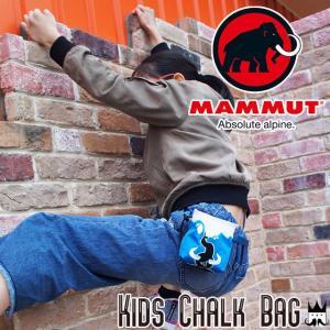 マムート MAMMUT 男の子 女の子 ジュニア キッズチョークバッグ 2050-00010 クライミング ボルダリング クライミングアクセサリー 小物入れ ポーチ|smw