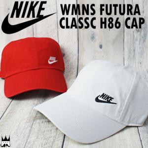 ナイキ NIKE レディース キャップ 帽子 アパレル 832597 フューチュラ クラシック H86 野球帽 ホワイト レッド|smw