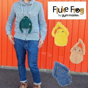 gymmaster ジムマスター Fluke Frog フロックフロッグ おばけがまマルチケース メンズ レディース ジュニア キッズ G157640 ショルダーポーチ ポシェット smw