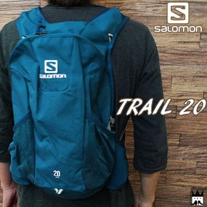 サロモン SALOMON メンズ レディース バッグ L37998700 20L トレイル20 トレイルマラソン デイパック ザック リュック スポーツ ランニング ハイキング|smw