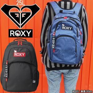 ロキシー ROXY バッグ リュック 25L レディース RBG194302 HELLO KITTY ハローキティ コラボ サーフ系 サーフィン|smw