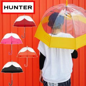 ハンター HUNTER 傘 かさ メンズ レディース UAU1004UPM スケルトンバブル バブル アンブレラ RAIN 雨 梅雨 レイン 雨具|smw