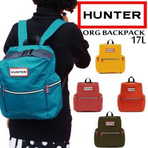 ハンター HUNTERレディース メンズ BAG UBB5017ACD OBB6017ACD オリジナル ナイロン バックパック バッグ 17L|smw