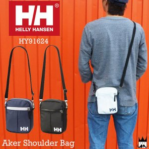 ヘリーハンセン HELLY HANSEN メンズ レディース バッグ HY91624 1.5L アーケルショルダーバッグ ポーチ サブバッグ 防水|smw