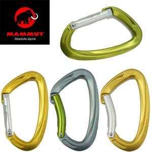 マムート MAMMUT メンズ レディース 小物 2210-01280 クラッグ キーロック スポーツクライミング クライミングギア カラビナ|smw