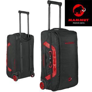 マムート MAMMUTメンズ レディース バッグ 2510-03501 30L カーゴトローリー30 キャリーバッグ 旅行 出張 海外 遠征 PCスリーブ|smw