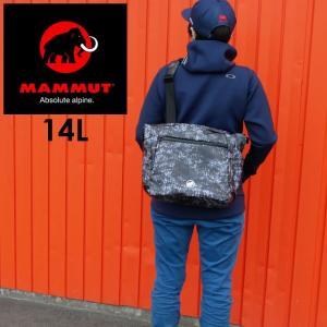 マムート MAMMUT セオン メッセンジャーバッグ 14L メンズ レディース 2810-0007...