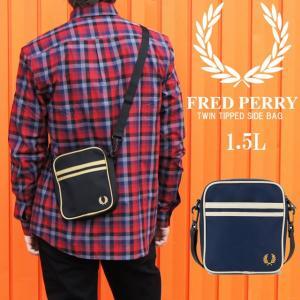 フレッドペリー FRED PERRY ツインチップショルダーバッグ メンズ レディース L8265 ...