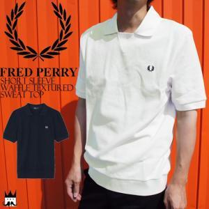 フレッドペリー FRED PERRY ポロシャツ メンズ POLOシャツ 半袖 トップス フレペ M4522 smw