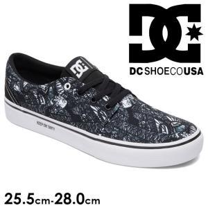 ディーシーシューズ DC SHOES トレース X ダルボッツ ローカット スニーカー メンズ レディース DM174017 スケーター スケートシューズ 黒 ブラック 白 ホワイト|smw