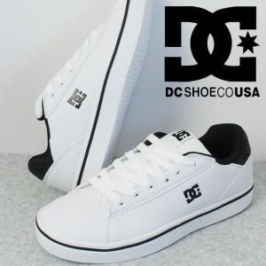 ディーシーシューズ DC SHOES MEN'S NOTCH SN ローカットスニーカー メンズ レディース DM181035 黒 ブラック 白 ホワイト スケーター|smw