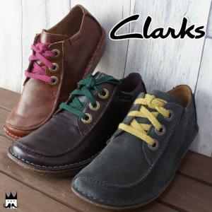 クラークス Clarks レディース 014D ファニードリーム FUNNY DREAM 本革 レザー 牛革 スエード