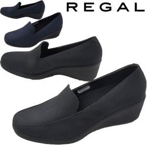 リーガル REGAL  F71J AE レディース ウェッジパンプス   ■商品説明 BLAA(ブラ...