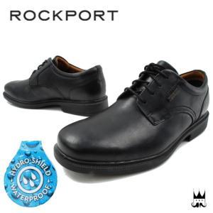 ロックポート ROCKPORT 靴 メンズ V78368 ドレスポーツ リュクス ウォータープルーフ プレーン トー ビジネスシューズ フォーマル  防風