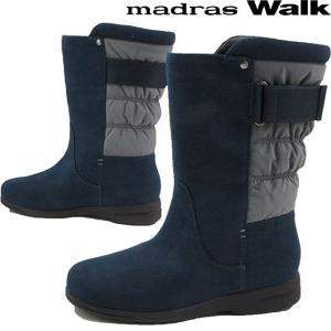 マドラスウォーク madras Walk  MWL2066 4E レディース スノーブーツ 防水  ...