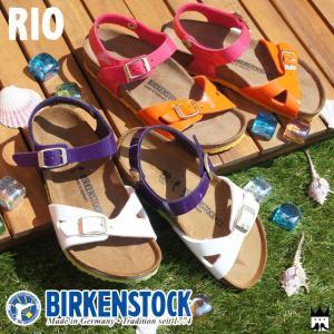 ビルケンシュトック BIRKENSTOCK 靴 リオ EVA Rio 女の子 子供靴 キッズ ジュニア サンダル 1003303 1003307 コンフォート 夏 レジャー 水辺 海 川 プール 雨|smw
