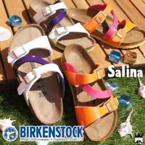 ビルケンシュトック BIRKENSTOCK 靴 サリナ EVA Salina 女の子 子供靴 キッズ ジュニア サンダル 1003309 1003313 コンフォート 夏 レジャー 水辺 海 川 プール|smw