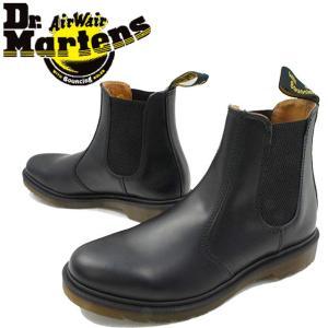 ドクターマーチン Dr.Martensメンズ レディース ブーツ 10297001 2976 CHELSEA BOOT チェルシーブーツ サイドゴアブーツ ショートブーツ レザー|smw