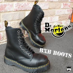 ドクターマーチン Dr.Martensメンズ レディース ブーツ 10966001 8761 10EYE TOE CAP BOOT スチールトゥブーツ レースアップブーツ ショートブーツ レザー|smw