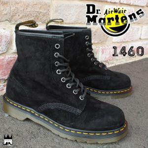ドクターマーチン Dr.Martens メンズ レディース ショートブーツ 21466001・21466070・21466456 CORE 1460 8 EYELET BOOT 8ホールブーツ レースアップブーツ|smw