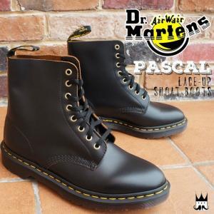 ドクターマーチン Dr.Martens 靴 メンズ レディース ブーツ 16509001・16509601 ARCHIVE PASCAL 8 EYE BOOT アーカイブ パスカル レースアップブーツ