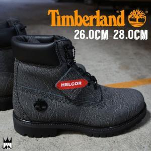 ティンバーランド Timberland シックスインチ プレミアムブーツ HELCOR メンズ ブーツ TB0A1JDC グレー smw