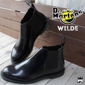 ドクターマーチン Dr.Martens 靴 メンズ 16775001 チェルシーブーツ サイドゴアブーツ