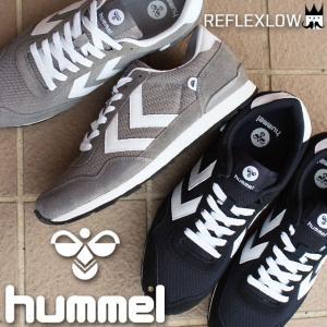 ヒュンメル hummel 靴 メンズ レディース スニーカー フレックスロー ローカット 定番|smw