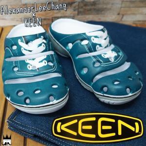 キーン KEENYOGUIARTS-FULL×ALEXANDER LEE CHANG メンズ クロッグサンダル 1017086|smw