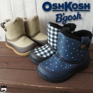 オシュコシュ OSHKOSH ベビー キッズ チャイルド スノーブーツ OSK WC142 ウインターブーツ ブーツ 男の子 女の子 防水 防寒 雪|smw