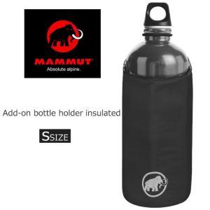 マムート MAMMUT メンズ レディース ボトルホルダー 2530-00150 ブラック 0001 Sサイズ 111 smw