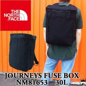 ザ・ノースフェイス THE NORTH FACE バッグ メンズ レディース NM81653 ジャーニーズ ヒューズボックス 30L デイバッグ PCスリーブ K UN|smw